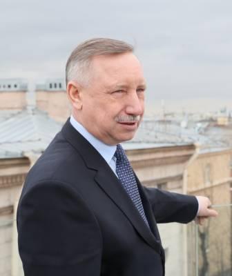 Беглов анонсировал новые коронавирусные ограничения в Санкт-Петербурге