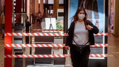 В Петербурге ещё пять торговых центров попались на нарушении санитарных норм