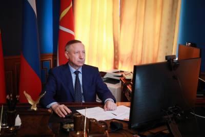 Беглов предупредил петербуржцев об усилении коронавирусных ограничений