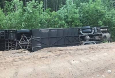 Председатель Следственного комитета РФ взял на особый контроль проверку аварии с автобусом в Ленобласти