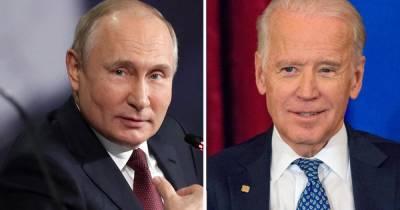 Позорище: в Британии высмеяли отказ Байдена от конференции с Путиным