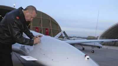 Турецкий министр: Мировое сообщество будет говорить о турецких БПЛА, а не о F-35