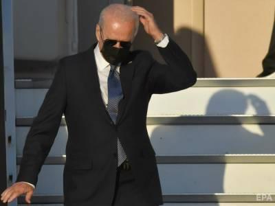 """Байден назвал Путина """"автократом"""" и указал на слабости России"""