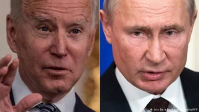 Байден против совместной пресс-конференции с Путиным по итогам встречи в Женеве