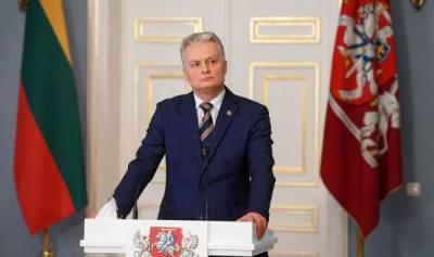 Президент Литвы на саммите НАТО будет поднимать вопросы региональной безопасности