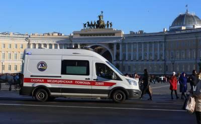 В Петербурге с 17 июня вводят новые антиковидные ограничения