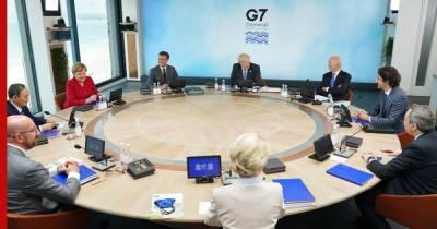 """Байден сообщил, что нужно для противостояния """"новым вызовам"""" от России и Китая"""