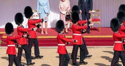 Королева Елизавета II встретилась с Джо Байденом в Великобритании