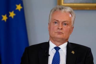 Президент Литвы: следующий саммит НАТО состоится в Испании в 2022 году