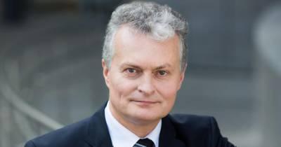 Президент Литвы призвал НАТО противостоять попыткам России поглотить Беларусь