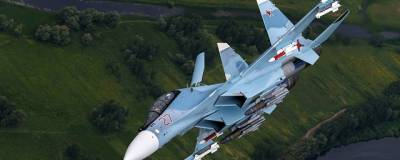 МИД Дании вызвал посла России из-за нарушения границы российским самолетом