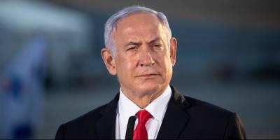 """Нетаниягу: """"Мы быстро сбросим это правительство мошенников и спасем народ Израиля"""""""