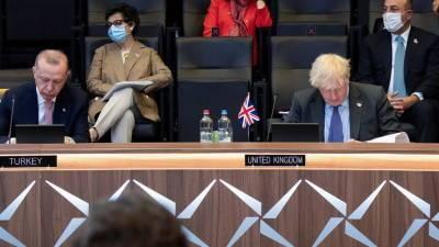 Джонсон и Эрдоган обсудили борьбу с пандемией