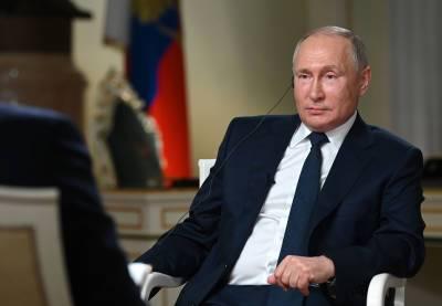 Путин назвал главную задачу своей жизни