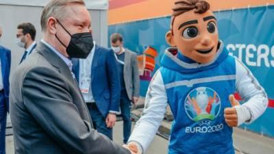 Губернатор Петербурга рассказал о ярких событиях прошлой недели