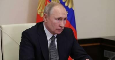 НАТО – рудимент, а о Протасевиче не знал, - что Путин рассказал в интервью NBC