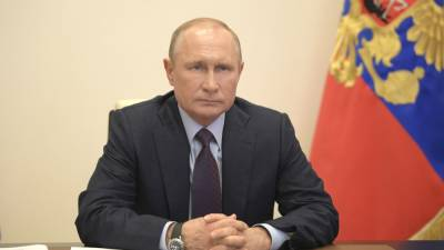 Президент России не удивился желанию Байдена провести встречу