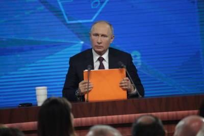 Путин ответил на вопрос об убийстве Навального