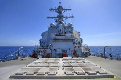 Издание EurAsian Times назвало переброску в Черном море ракетного эсминца Laboon провокацией США перед встречей Байдена и Путина