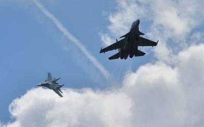 Дания потребовала от РФ отчета из-за вторжения Су-30 в воздушное пространство над Борнхольмом