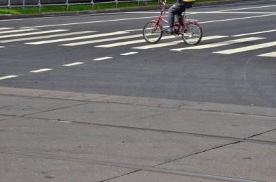 Число погибших в авариях велосипедистов сократилось с начала 2021 года