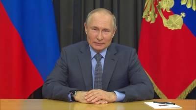 """Путин посоветовал США жаловаться в """"Международную лигу сексуальных реформ"""""""