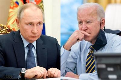 Стали известны подробности подготовки встречи Путина и Байдена