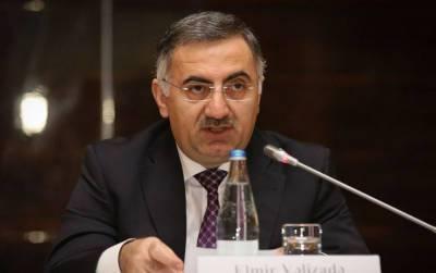 Эльмир Велизаде освобожден от должности замминистра транспорта, связи и высоких технологий Азербайджана