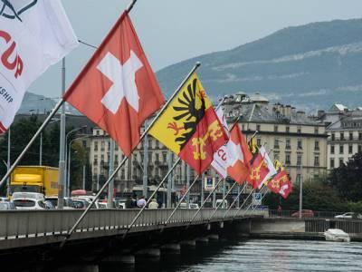 Швейцария ввела ограничения в своем воздушном пространстве из-за встречи Байдена и Путина