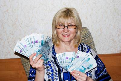Россияне назвали желаемый размер зарплаты
