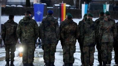Германия расследует инцидент между немецкими военными в Литве – ВС Литвы