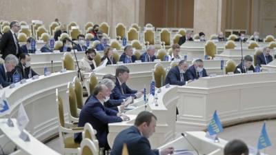 Депутаты ЗакСа Петербурга выберут дату выборов в 2021 году