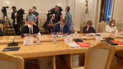 Губернатор Ленобласти принял участие в заседании Совета глав субъектов РФ