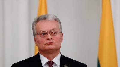 Литва отметила 80-летие начала массовых депортаций