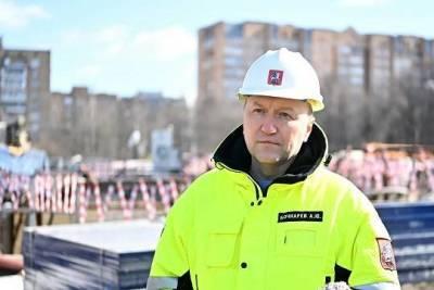 Бочкарев: Переселение более 40 тыс. человек организовано в Москве с начала программы реновации