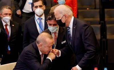 Sabah (Турция): важнейшие детали и решения на саммите Эрдоган — Байден