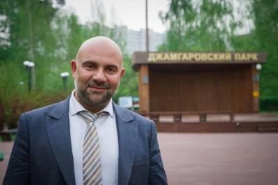 Тимофей Баженов поддержал идею борьбы со стихийными мусорными полигонами