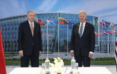 Байден и Эрдоган обсудили российские ЗРК C-400