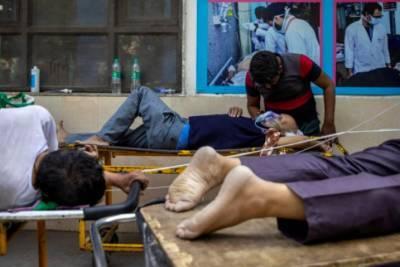 """""""Индийский"""" штамм COVID нашли уже в 74 странах, он может стать доминирующим – The Guardian"""