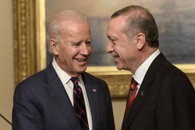 Байдена и Эрдогана объединил Афганистан и не только…