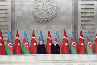 В Карабах перед приездом Эрдогана перебросили сотни спецназовцев