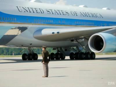 Байден прилетел в Женеву, где встретится с Путиным