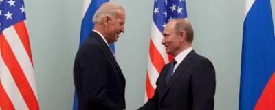 Путин проведет пресс-конференцию в Женеве раньше Байдена