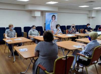 Доктор Елена Кац проведет опрос жителей ВАО по формированию досуговой инфраструктуры в районах