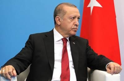 Эрдоган встретился с Алиевым на официальной церемонии приветствия в городе Шуша