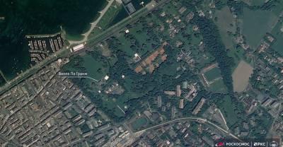 """""""Роскосмос"""" показал спутниковый снимок виллы """"Ла Гранж"""", где встретятся Путин и Байден"""