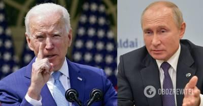 Байден провел консультации с экспертами накануне переговоров с Путиным и получил два сигнала