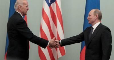 Президент РФ первым даст пресс-конференцию: в СМИ опубликовали новые детали встречи Байдена с Путиным