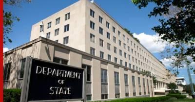 Госдеп США примет украинского посла в день встречи Путина и Байдена