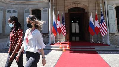 В Британии проанализировали возможные итоги саммита Путина и Байдена
